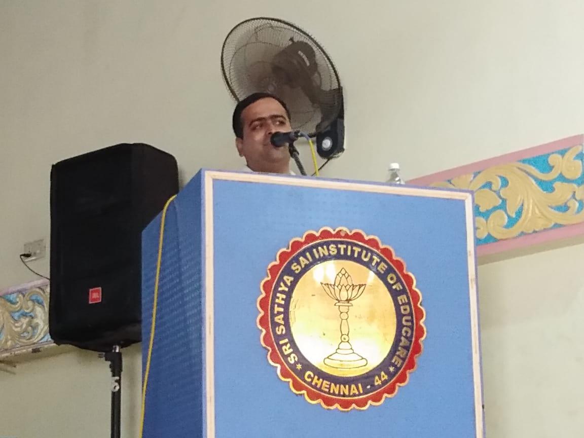 Bhajan Vikas Workshop & Valedictory function (Batch 8 Boys) ~ SSSSO