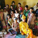 *CHHINDWARA samithi of *CHHINDWARA district does Seva