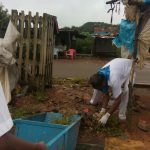 Damanjodi samithi of Koraput district does Seva
