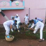 Jajpur Road samithi of Jajpur district does Seva