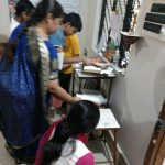 PADMANABHA NAGAR samithi of BANGALORE SOUTH district does Seva