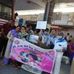Jamnagar samithi of Jamnagar district does Seva