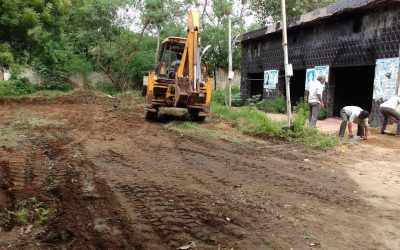 THIRUNAGAR samithi of Chennai West district does Seva
