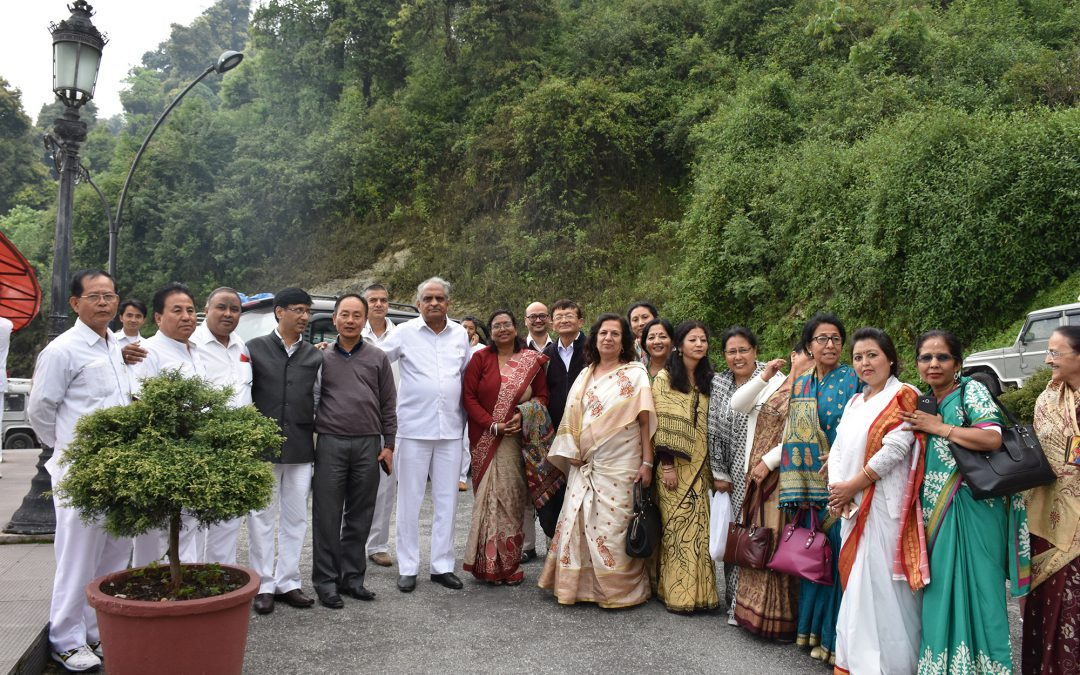 AIP Visit to Sikkim