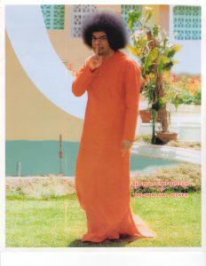 silence-swami