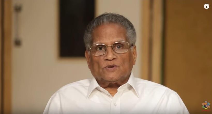 Aradhana Mahotsavam Reflections-K Chakravarthi Speech-Member Secretary Sathya Sai Central Trust