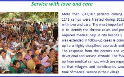 Caring beyond Curing-Medical Services in AP & TS