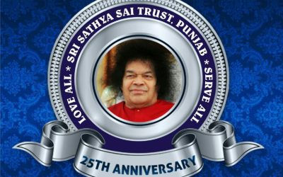 Sri Sathya Sai Trust-Punjab- Silver Jubilee on 15th July 2017
