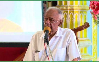 Sri V Srinivasan, former AIP speech on 23-07-2017-Sundaram