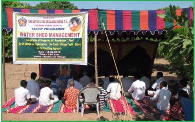 SSSVIP activities in Tamilnadu State
