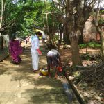 KHARGAPUR,OLD SETTLEMENT samithi of MIDNAPORE(WEST) district does Seva