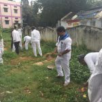 Medak samithi of Medak district does Seva
