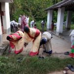 MEDINIPUR samithi of MIDNAPORE(WEST) district does Seva