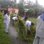 Basudevpur samithi of Bhadrak2 district (Odisha) does Seva