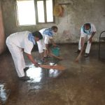 AkolaCity samithi of Akola district (Maharashtra) does Seva