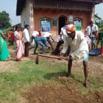 HALIYAL samithi of NORTH KANARA district (Karnataka) does Seva