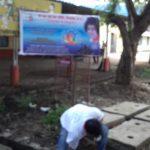 *BILASPUR samithi of *BILASPUR district (Chattisgarh) does Seva