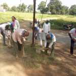 *CHICHOLI samithi of *BETUL district (Madhya Pradesh) does Seva