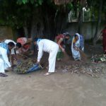 Karanj  samithi of Balasore2 district (Odisha) does Seva