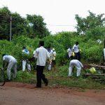 Khurda samithi of Khurda district (Odisha) does Seva