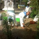 BELGAON samithi of *SEONI district (Madhya Pradesh) does Seva