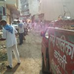 *KARELI samithi of *NARSIMHPUR district (Madhya Pradesh) does Seva