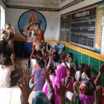 BELGAON samithi of *CHHINDWARA district (Madhya Pradesh) does Seva