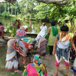 Binayakpur samithi of Bhadrak2 district (Odisha) does Seva