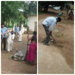 *CHUNA HAZOORI samithi of *BETUL district (Madhya Pradesh) does Seva