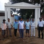 *SEONI samithi of *SEONI district (Madhya Pradesh) does Seva