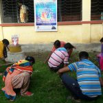 SAINTHIA samithi of BIRBHUM district (West Bengal) does Seva