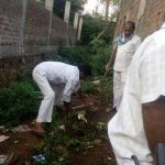 Palasa samithi of Srikakulam district (Andhra Pradesh) does Seva