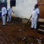 Palasa samithi of Srikakulam district (Andhra Pradesh) does Seva