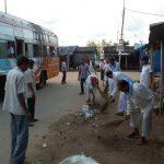 Karanj  samithi of Balasore2 district (Odisha) does Seva
