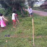 Indupur samithi of Kendrapara district (Odisha) does Seva