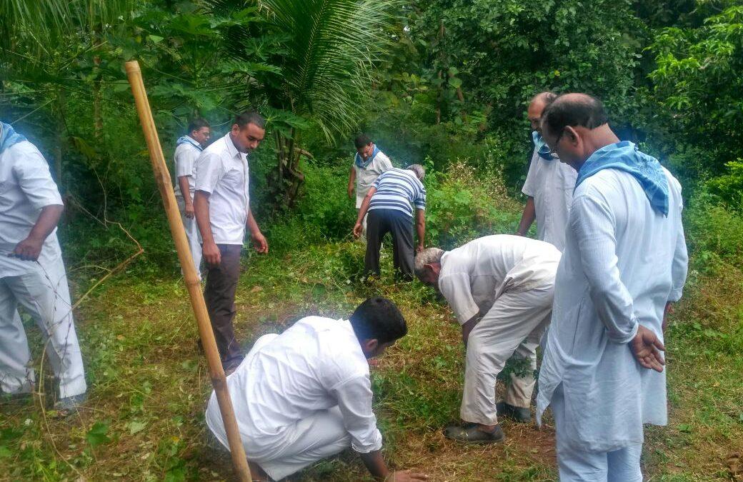 Angul samithi of Angul district (Odisha) does Seva