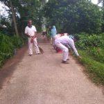 Indupur samithi of Kendrapara district (Odisha) does Seva