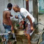 DUNLOP samithi of HOOGHLY district (West Bengal) does Seva