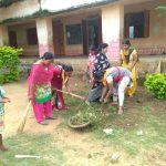 Bolangir samithi of Bolangir district (Odisha) does Seva