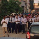 *MHOW samithi of *INDORE district (Madhya Pradesh) does Seva