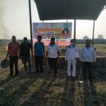 *GOHAD samithi of *BHIND district (Madhya Pradesh) does Seva