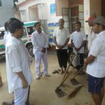 Basudevpur samithi of Bhadrak2 district (Odisha) does Seva