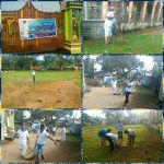 Bhubaneswar samithi of Bhubaneswar district (Odisha) does Seva