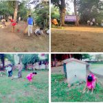 CHICHLI samithi of *NARSIMHPUR district (Madhya Pradesh) does Seva