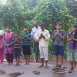 Binayakpur samithi of Bhadrak2 district (Odisha) does Seva