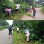 NEELAVAR samithi of UDUPI district (Karnataka) does Seva