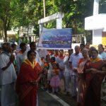 Sambalpur samithi of Sambalpur district (Odisha) does Seva