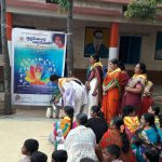 SRI SATHYA SAI SCHOOL samithi of BAGALKOT district (Karnataka) does Seva