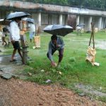 GuruGanj samithi of MIDNAPORE(WEST) district (West Bengal) does Seva