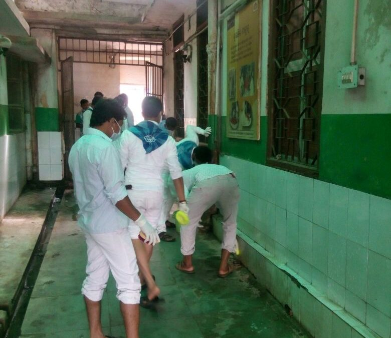Patnagarh samithi of Bolangir district (Odisha) does Seva
